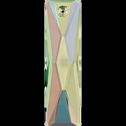 Swarovski Pendant 6465 - 13.5x6mm, Crystal Paradise Shine (001 PARSH), 2pcs