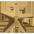 Swarovski Pendant 6721 - 28mm, Crystal Bronze Shade (001 BRSH), 1pcs