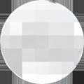 Swarovski Flatback 2035 - 20mm, Crystal (001) Unfoiled, No Hotfix, 1pcs