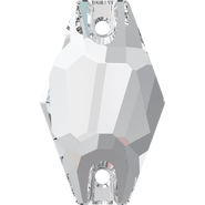 Swarovski Sew-on 3261 - 28mm, Crystal (001) Foiled, 1pcs