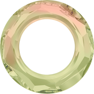 Swarovski Fancy Stone 4139 - 20mm, Crystal Luminous Green (001 LUMG) Unfoiled, 1pcs