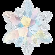 Swarovski Fancy Stone 4753 - 18mm, Crystal Aurore Boreale (001 AB) Foiled, 1pcs