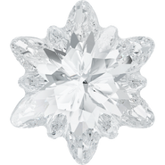 Swarovski Fancy Stone 4753 - 18mm, Crystal (001) Foiled, 1pcs