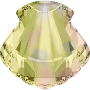 Swarovski Fancy Stone 4789 - 23mm, Crystal Luminous Green (001 LUMG) Foiled, 1pcs