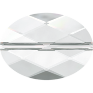 Swarovski Bead 5050 - 22x16mm, Crystal (001), 1pcs