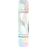 Swarovski Bead 5535 - 23.5x5mm, Crystal Aurore Boreale (001 AB), 1pcs