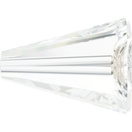 Swarovski Bead 5540 - 17mm, Crystal (001), 2pcs