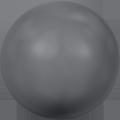 Swarovski Crystal Pearl 5810 - 4mm, Crystal Dark Grey Pearl (001 617), 100pcs