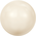 Swarovski Crystal Pearl 5810 - 8mm, Crystal Cream Pearl (001 620), 50pcs