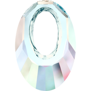 Swarovski Pendant 6040 - 30mm, Crystal Aurore Boreale (001 AB), 1pcs