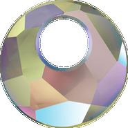 Swarovski Pendant 6041 - 28mm, Crystal Paradise Shine (001 PARSH), 1pcs