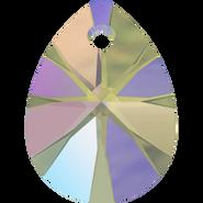 Swarovski Pendant 6128 - 8mm, Crystal Paradise Shine (001 PARSH), 12pcs
