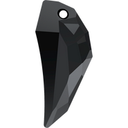 Swarovski Pendant 6150 - 30mm, Jet (280), 1pcs