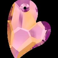 Swarovski Pendant 6261 - 36mm, Crystal Astral Pink (001 API), 1pcs
