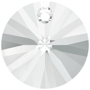 Swarovski Pendant 6428 - 8mm, Crystal (001), 12pcs