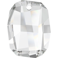 Swarovski Pendant 6685 - 28mm, Crystal (001), 1pcs