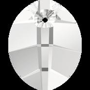 Swarovski Pendant 6734 - 23mm, Crystal (001), 1pcs