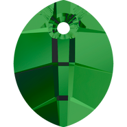 Swarovski Pendant 6734 - 23mm, Fern Green (291), 1pcs