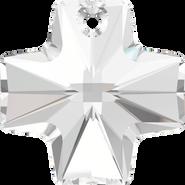 Swarovski Pendant 6866 - 20mm, Crystal (001), 1pcs