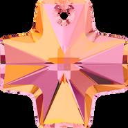 Swarovski Pendant 6866 - 20mm, Crystal Astral Pink (001 API), 1pcs
