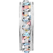 Swarovski Becharmed 181001 01 001AB, (12pcs)