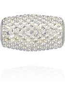 Swarovski Becharmed 180921 01 001MOL, (8pcs)