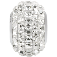 Swarovski Becharmed 180201# 14m Crystal, (1pcs)