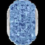 Swarovski Becharmed 180201# 14m Lt Sapphire, (1pcs)