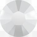 Swarovski Hotfix 2038 - ss10, Chalkwhite (279 Advanced), Hotfix, 1440pcs