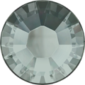 Swarovski Hotfix 2038 - ss6, Black Diamond (215 Advanced), Hotfix, 1440pcs