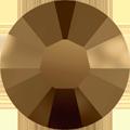 Swarovski Hotfix 2038 - ss6, Crystal Dorado (001 DOR Advanced), Hotfix, 1440pcs