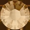 Swarovski Hotfix 2038 - ss6, Crystal Golden Shadow (001 GSHA Advanced), Hotfix, 1440pcs