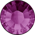 Swarovski Hotfix 2038 - ss8, Amethyst (204 Advanced), Hotfix, 1440pcs