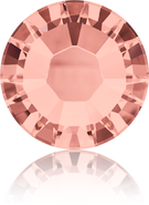 Swarovski Hotfix 2038 - ss8, Blush Rose (257 Advanced), Hotfix, 1440pcs