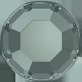 Swarovski Hotfix 2000 - ss3, Black Diamond (215 Advanced), Hotfix, 1440pcs