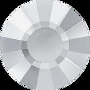 Swarovski Flatback 2034 - ss10, Crystal (001) Foiled, No Hotfix, 1440pcs