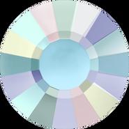 Swarovski Flatback 2034 - ss48, Crystal Aurore Boreale (001 AB) Foiled, No Hotfix, 96pcs