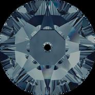 Swarovski Sew-on 3188 - 3mm, Graphite (253) Foiled, 1440pcs