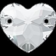 Swarovski Sew-on 3259 - 12mm, Crystal (001) Foiled, 72pcs