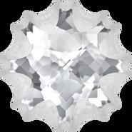 Swarovski Fancy Stone 4195 - 22mm, Crystal (001) Foiled, 6pcs
