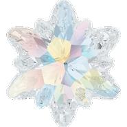 Swarovski Fancy Stone 4753 - 18mm, Crystal Aurore Boreale (001 AB) Foiled, 24pcs