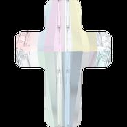 Swarovski Bead 5378 - 18mm, Crystal Aurore Boreale (001 AB), 48pcs