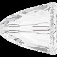 Swarovski Bead 5541 - 15mm, Crystal (001), 48pcs