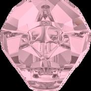 Swarovski 5751 - 14mm, Crystal Antique Pink (001 ANTP), 12pcs