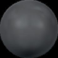 Swarovski Crystal Pearl 5811 - 10mm, Crystal Black Pearl (001 298), 100pcs