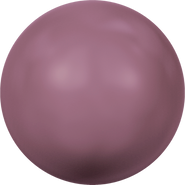 Swarovski Crystal Pearl 5811 - 12mm, Crystal Burgundy Pearl (001 301), 100pcs