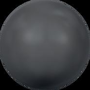 Swarovski Crystal Pearl 5811 - 14mm, Crystal Black Pearl (001 298), 50pcs