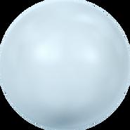Swarovski Crystal Pearl 5811 - 14mm, Crystal Light Blue Pearl (001 302), 50pcs
