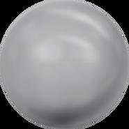 Swarovski Crystal Pearl 5811 - 14mm, Crystal Grey Pearl (001 731), 50pcs