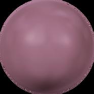 Swarovski Crystal Pearl 5811 - 16mm, Crystal Burgundy Pearl (001 301), 25pcs